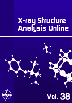 X-ray Structure Analysis Online